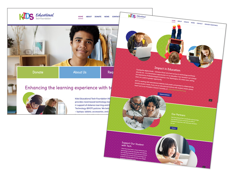 Kids Education Tech Foundation